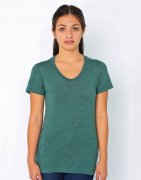 Dames T-shirt American Apparel Poly-Cotton BB301W