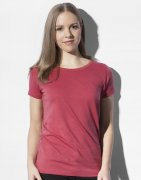 Dames T-shirt Nakedshirt TF-SSL-R-TB111 Nancy