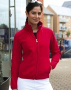 Dames Fleece vest Result Soft Shell R131F