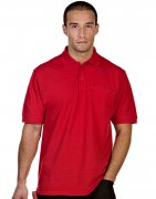 Poloshirt workwear B&C Pocket Energy Pro