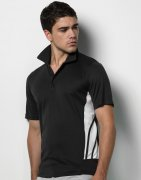 Heren Sport Poloshirt Gamegear Training KK977