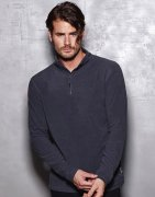 Fleece Sweater Stedman Active Half Zip Men ST5020