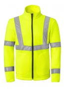 Havep Fleecevest High Visibility 50219