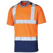 T-shirts Dickies High visibility SA22081