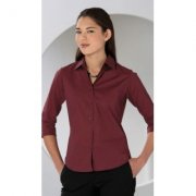 Dames blouse Russell 946F 3/4 mouw