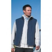 Heren Bodywarmer hooded Ice Result R190X