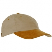 Cap 6 panel Soft Cotton Suede AR1941