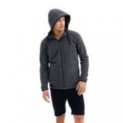 Heren Fleece Vest Stedman Hooded Active ST5040