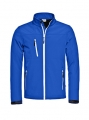 Softshell Jassen Santino Soul 200154 royal blue
