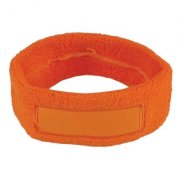 Oranje badstof, Headband with label 1522