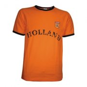 Oranje T-shirts, Holland Retro Shirt 8190