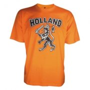 Oranje T-shirts, Holland T-Shirts 8150