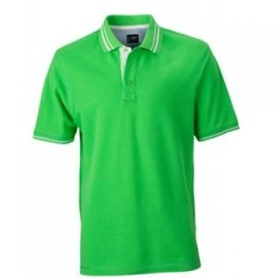 Heren Poloshirt James & Nicholson lifestyle JN947