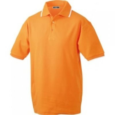 Poloshirt Tipping James & Nicholson JN034