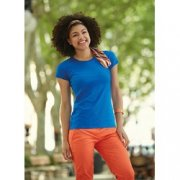 T-shirt Dames Softspun Fruit of the Loom 61-414-0