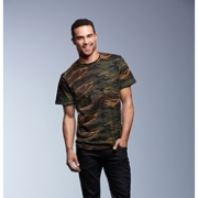 Camouflage T-shirts Anvil 193.08