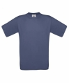T-shirts, unisex B&C exact 150 denim
