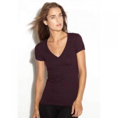 50eee32fc59 Dames shirtjes v hals goedkoop bedrukken